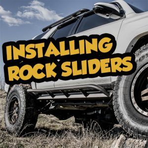 Snailtrail4x4 C4 Rock Sliders toyota 4runner