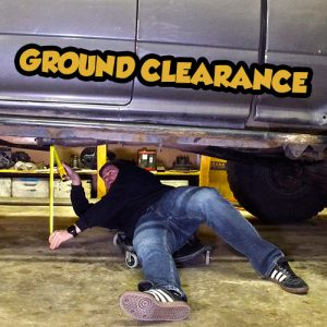 Snailtrail4x4 Ground Clearance Toyota off road