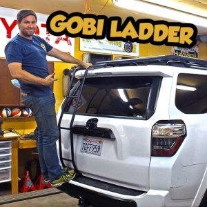Snailtrail4x4 Gobi Ladder Toyota off road