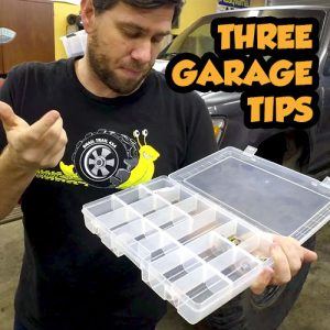 Snailtrail4x4 Organize your garage Toyota off road