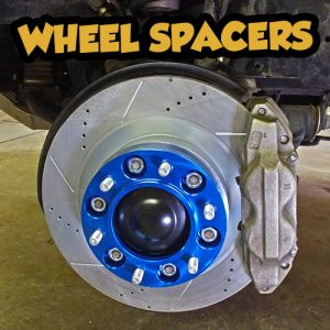 Toyota 4Runner Wheel Spacers