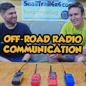 Off-road Radio Communication