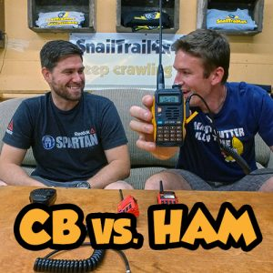 CB Radio vs Ham Radio