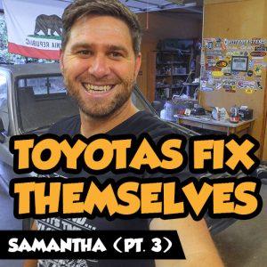 SnailTrail4x4 Samantha-pt3 Will it run unassisted