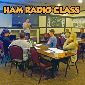 SnailTrail4x4 Ham Radio Class