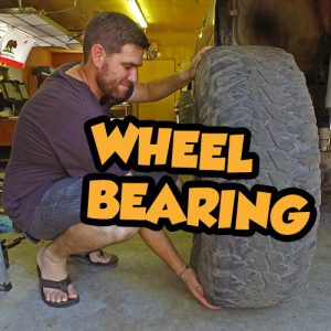 SnailTrail4x4 Wheel Bearing