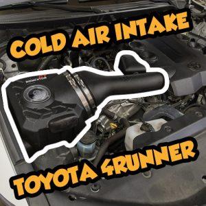 SnailTrail4x4 4Runner AFE Cold Air Intake