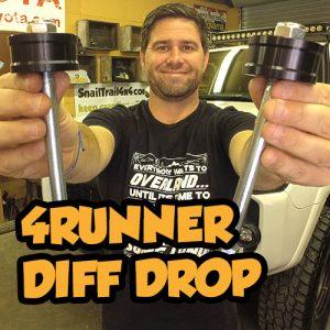 SnailTrail4x4 2MT Diff Drop 4Runner