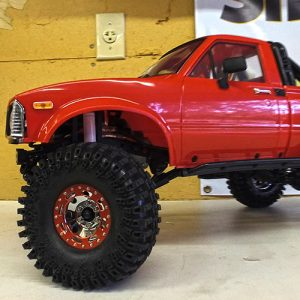 snailtrail4x4 RC Truck tf2 Marlin Crawler