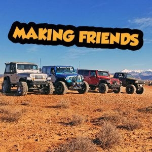 SnailTrail4x4 Moab with Friends