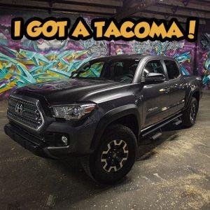 SnailTrail4x4 3rd Gen Tacoma