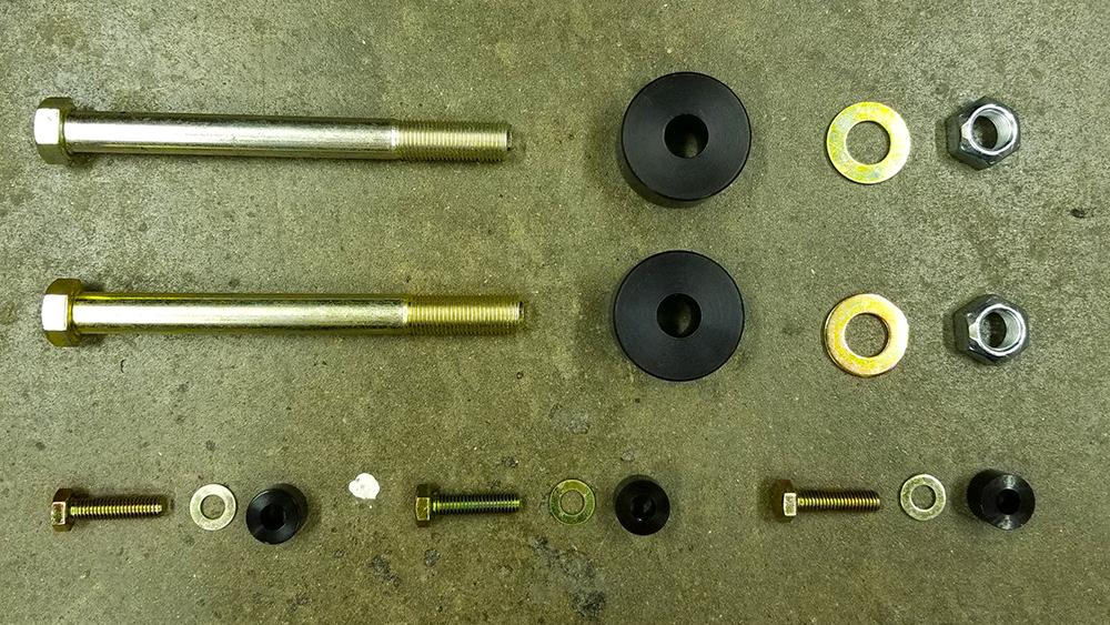 SnailTrail4x4 Toyota Tundra Diff Drop Kit
