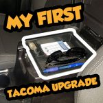 3rd Gen Tacoma Center Console Tray and Dividers