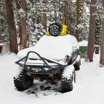 Episode 31: Snow Rock Crawling For The 4Runner Shakedown