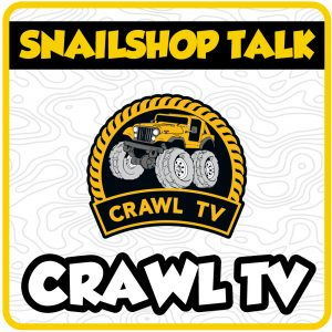 Snail Shop Talk Crawl TV